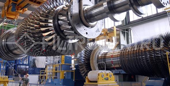 Generadoras De Electricidad Y Vapor