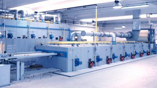 Industrial | Aire puro en áreas de producción, extracción y tratamiento